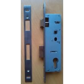 Брава за алуминиева дограма с език