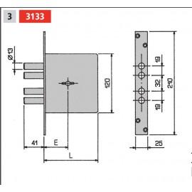 Брава FIAM 3133