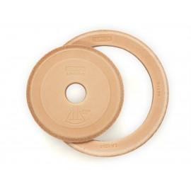 Тормек LA-124 Комплект тесни кожени полиращи дискове