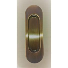 Sliding oval handle 3665AC