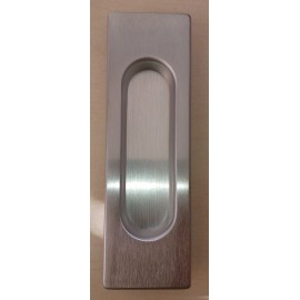 Sliding rectangular handle 3663AC