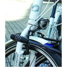 Заключващо устройство за велосипеди с комбинатор Steel-O-Flex