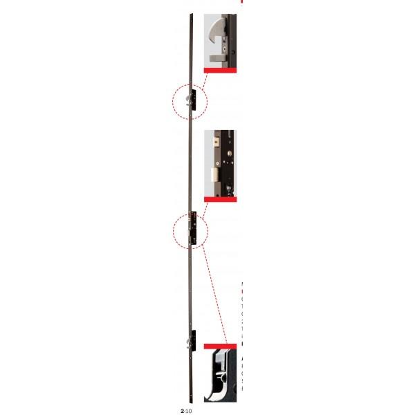 Брава Performa за алуминиеви врати